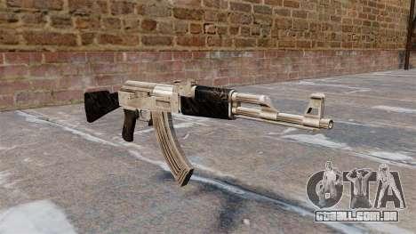 AK-47 atualizado para GTA 4