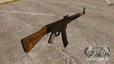 Autômato MP-44 para GTA 4 segundo screenshot