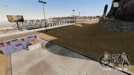 Bohan-Dukes Off Road Track para GTA 4 terceira tela