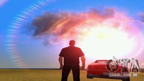 Novos efeitos gráficos v. 2.0 para GTA Vice City