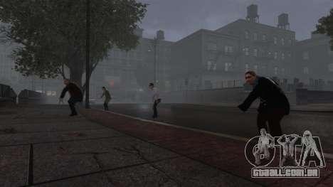 Novo Zombie-script para GTA 4 segundo screenshot
