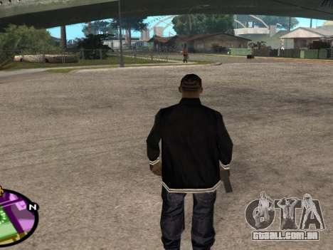 Nova Bmybar para GTA San Andreas segunda tela