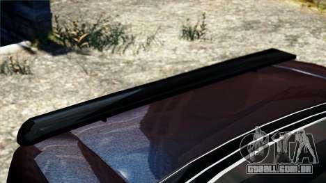 Caçador de cavalaria de Burnout Paradise para GTA 4 vista direita