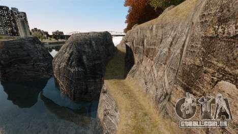 Bohan-Dukes Off Road Track para GTA 4 décima primeira imagem de tela