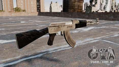AK-47 atualizado para GTA 4 segundo screenshot