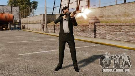 Michael de Santa para GTA 4 terceira tela