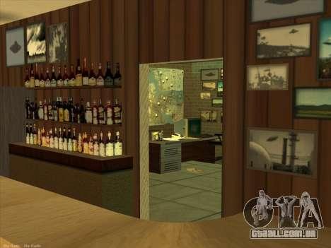Novas texturas para interior para GTA San Andreas oitavo tela