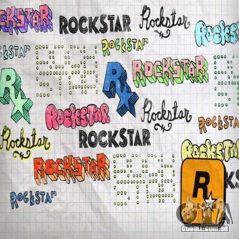 Telas de carregamento Rockstar para GTA 4 terceira tela
