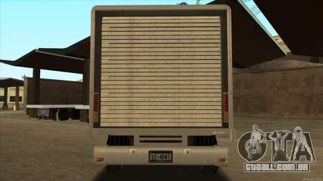 Yankee HD from GTA 3 para GTA San Andreas vista direita