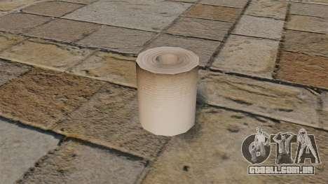 Papel higiênico para GTA 4