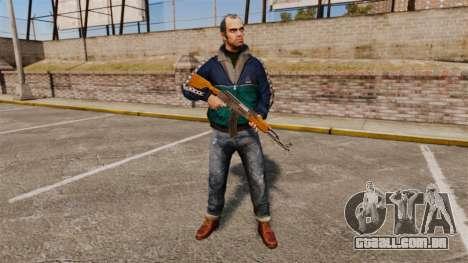 Trevor Phillips para GTA 4