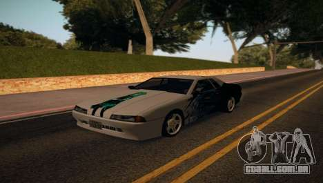 Vinyl for Elegy para GTA San Andreas