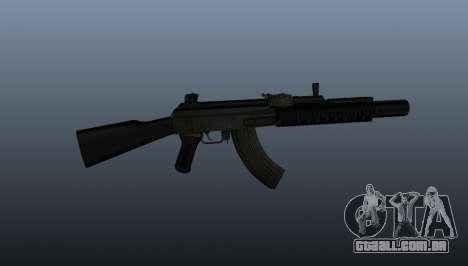 SD DE AK-47 para GTA 4 terceira tela