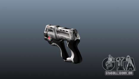 Arma M77 Paladin para GTA 4 segundo screenshot