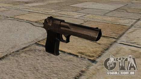Desert Eagle arma Stalker para GTA 4