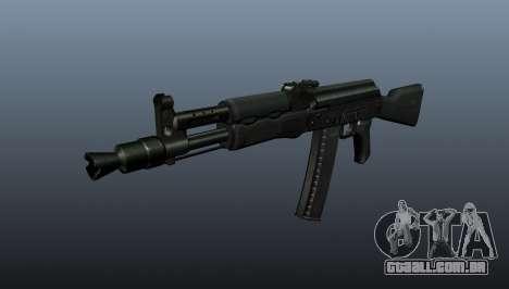 AK-102 para GTA 4