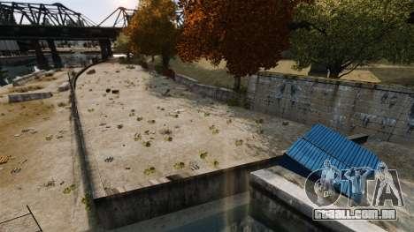 Bohan-Dukes Off Road Track para GTA 4 nono tela