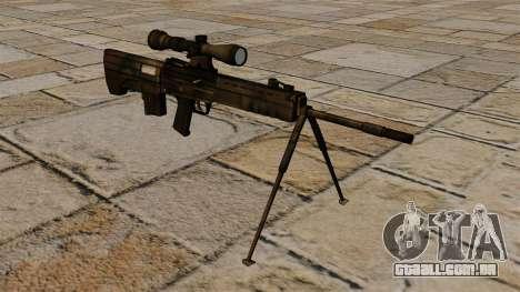 Fuzil de precisão QBU-88 para GTA 4