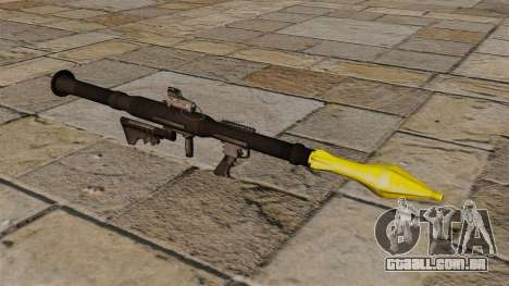 Lançador de granadas de anti-tanque americano RP para GTA 4