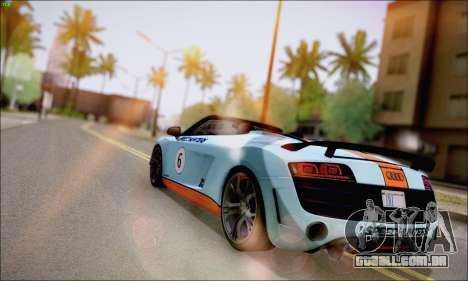 Reflective ENBSeries v1.0 para GTA San Andreas sétima tela