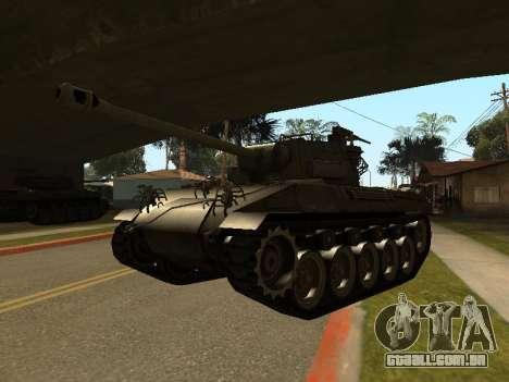 M18-Hellcat para GTA San Andreas