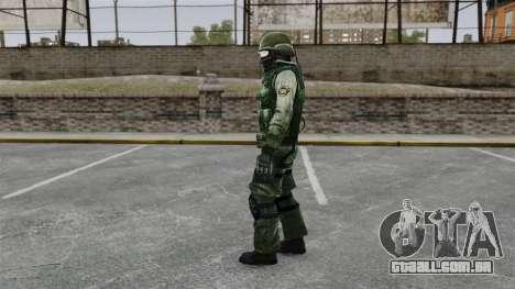 Um comando americano Urban para GTA 4 segundo screenshot