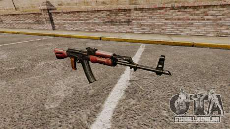 AK-47 v2 para GTA 4