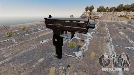 Pistola-metralhadora UZI HK para GTA 4