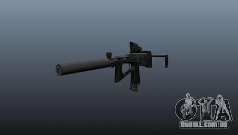 Submetralhadora pp-2000 v1 para GTA 4