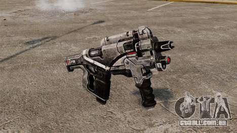 Locust automático M12 para GTA 4