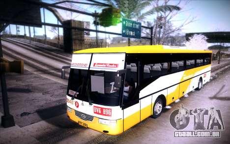 Nissan Diesel UD para GTA San Andreas