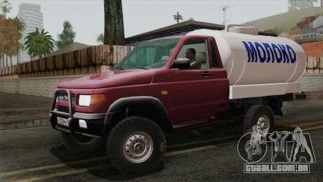 UAZ-2360 leite para GTA San Andreas