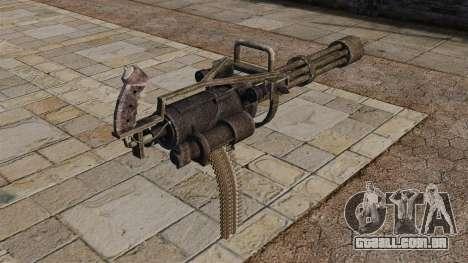 Minigun para GTA 4 segundo screenshot