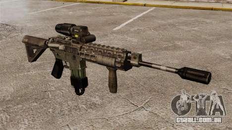 M4 Escopo de híbrido de carabina para GTA 4