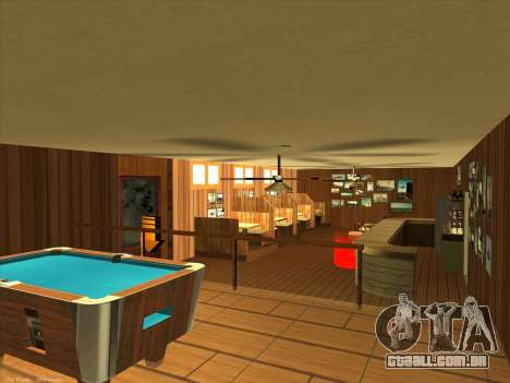 Novas texturas para interior para GTA San Andreas