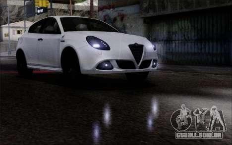 Road Reflections Fix 1.0 para GTA San Andreas