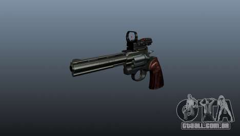 Revólver Colt Python. 357 Aimshot para GTA 4