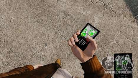 Tema para celular Sony Ericsson para GTA 4
