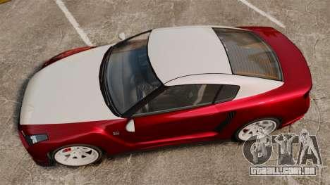 GTA V Elegy RH8 para GTA 4 vista direita