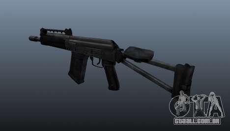 Saiga-12 shotgun para GTA 4 segundo screenshot