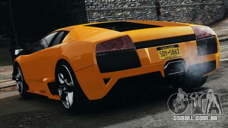 Lamborghini Murcielago LP640 2007 [EPM] para GTA 4 motor