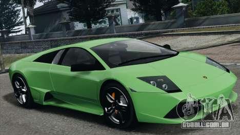 Lamborghini Murcielago LP640 2007 [EPM] para GTA 4 rodas