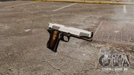 Pistola M1911 Knight para GTA 4