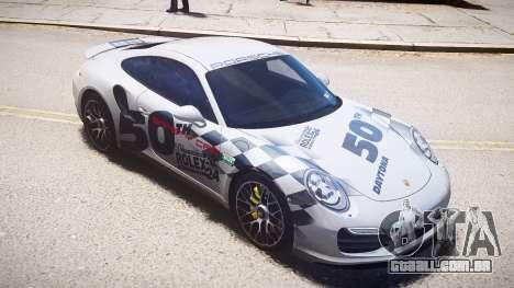 Porsche 911 Turbo 2014 para GTA 4