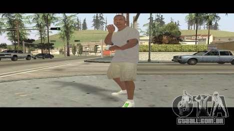 Trevor, Michael, Franklin para GTA San Andreas oitavo tela