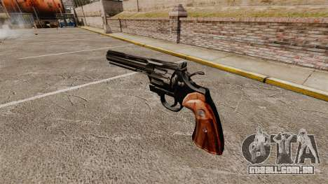 Revólver do Colt Python para GTA 4 segundo screenshot