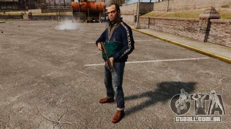 Trevor Phillips para GTA 4 por diante tela