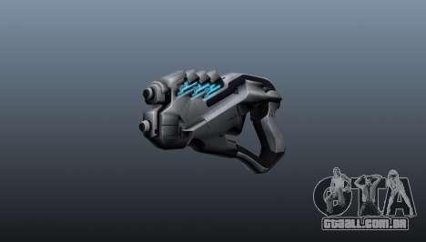 Arma arco zona Ii para GTA 4