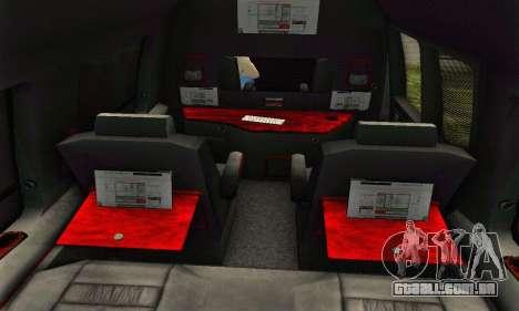 GMC Savana para o motor de GTA San Andreas