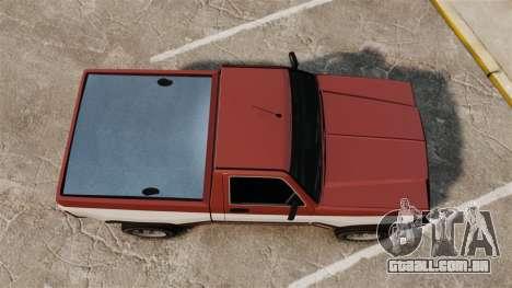 Declasse Rancher 1998 v2.0 para GTA 4 vista direita